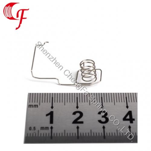 东莞触指弹簧表面处理方法?